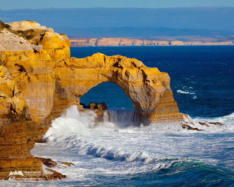 The Arch, Twelve Apostles, Great Ocean Road, VIC, Australia