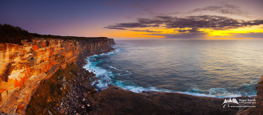 North Head, Sydney, NSW, Australia