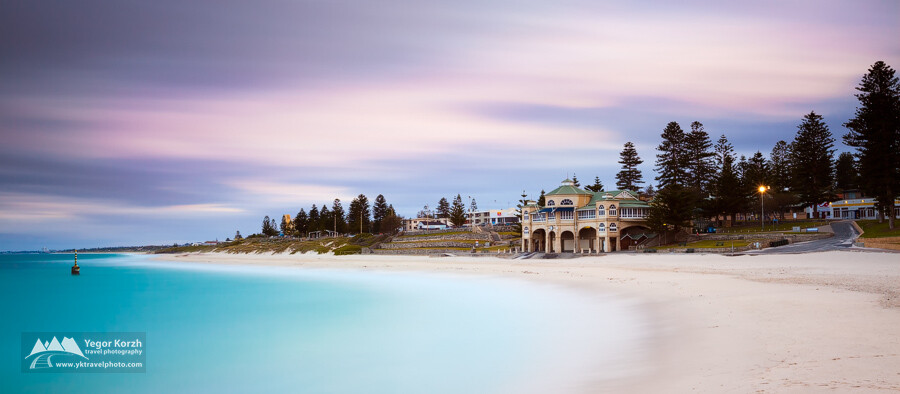 Cottesloe Beach, Perth, WA, Australia