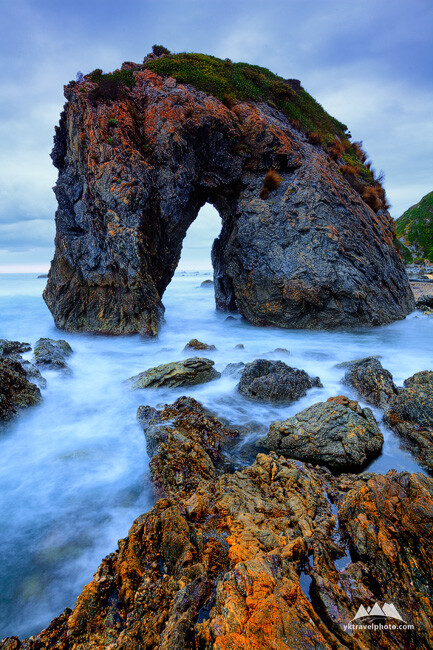 Horse Head Rock, Bermagui, NSW, Australia