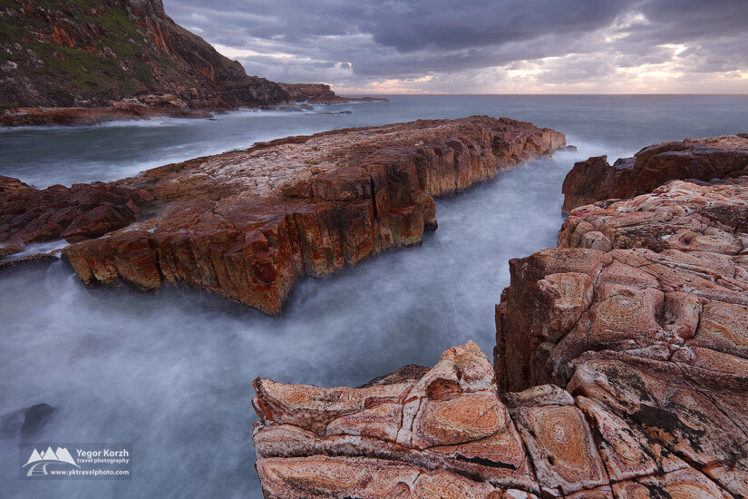 Diamond Head, Crowdy Bay National Park, NSW, Australia