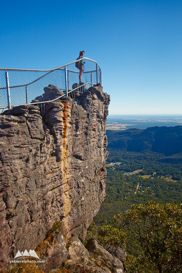 The Pinnacle, Grampians National Park (Gariwerd), VIC, Australia
